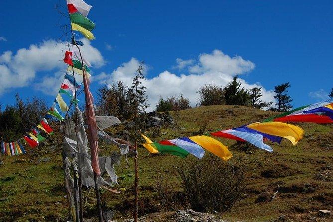 Bhutan Walking Holidays with Bumdra Camping., Timbu, BUTAN