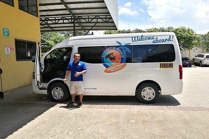 Santa Teresa to Liberia Airport Private Shuttle, Santa Teresa, COSTA RICA