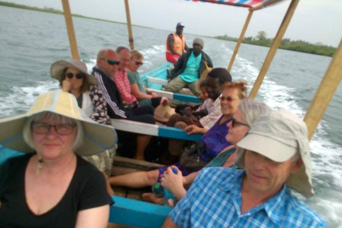 """You'll experience the friendliness and hospitality that the Senegalese call """"terenga"""" - when you meet a stranger, you treat them like family."""