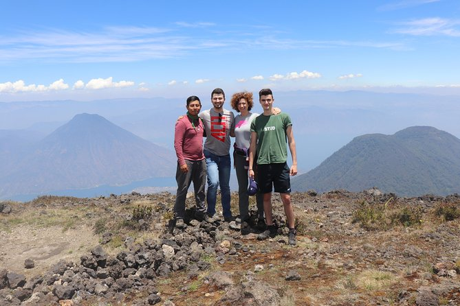 The Atitlan volcano is perfect to have an amazing hike and outdoor activity. This is an unique opportunity to watch the sunrise from the top of the volcano.