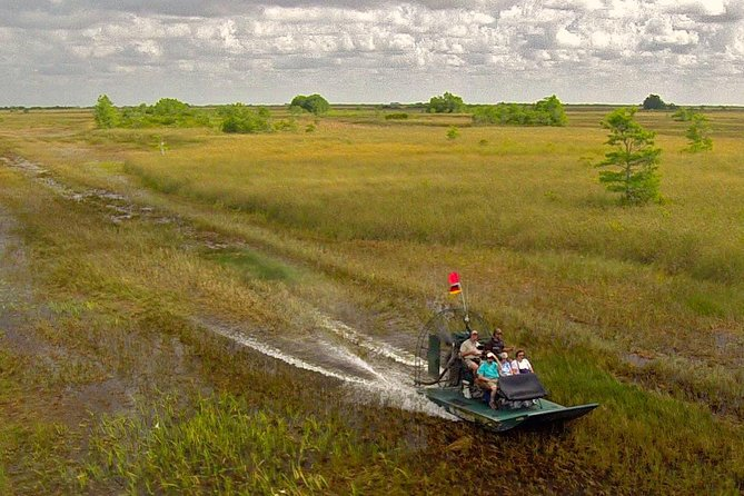 Everglades Airboat 30 or 60 min with pickup or self drive options, Fort Lauderdale, FL, UNITED STATES