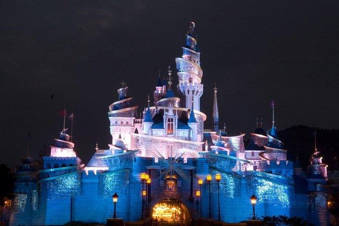 Hong Kong Disneyland [e-ticket], Hong Kong, CHINA