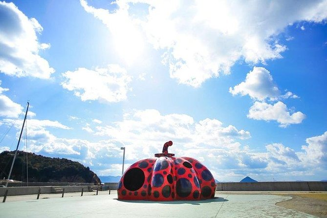 Naoshima One-day tour from Osaka, Osaka, JAPAN