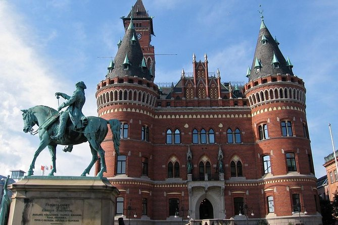 Helsingborg Walking Tour: Old Town City EXPLORATION GAME, Malmo, SUECIA