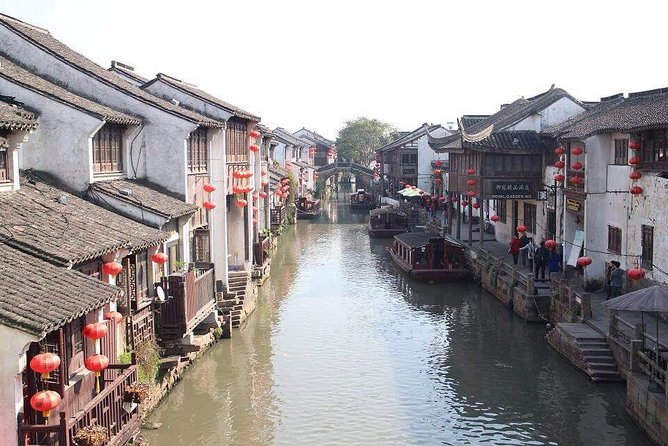 Private Shanghai Water Town Day Tour, Shanghai, CHINA