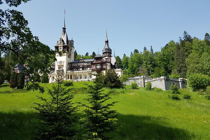 Its a private full day tour , including a visit to the Peles Castle and to the Bran Castle and also a tour to the gothic city of Brasov.