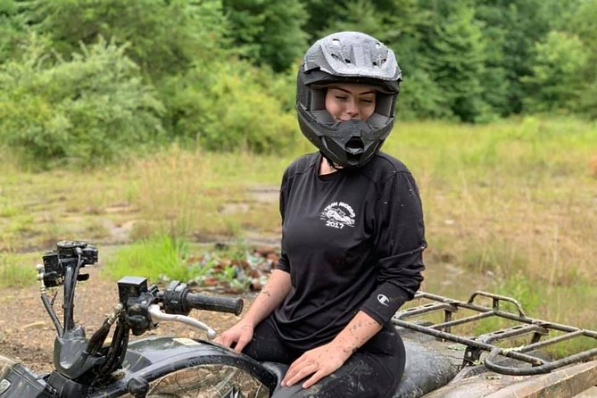 With over 100 miles of trails ranging from beginner to expert, the most experienced guides in the business, and top of the line ATVs we can give riders of all skill levels the challenge and adventure of a lifetime.
