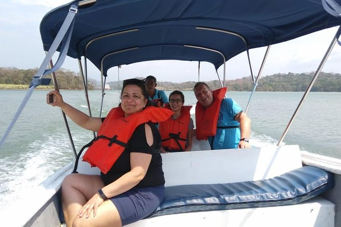aquatic tour gatun lake and monkey island, Ciudad de Panama, Panama