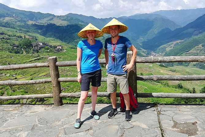 Mini Group: Longji Rice Terraced Fields and Minority Villages Tour, Guilin, CHINA