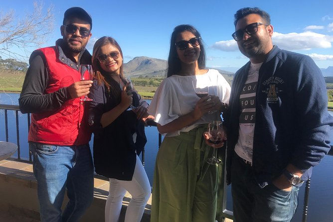 Our special day out in the winelands is friendly tailor made for your special interests to fulfill your expectations.If you have some specific wineries or restaurants that you would like to visit,we can assist for a visit to those places.<br><br>Less than an hour drive from Cape Town city center,the wine routes offer guests picturesque scenery,friendly hospitality and excellent wines.<br><br>On Sunday some of the wine estate might be closing after 15:00 alternative to visit by appointment Only. if your time is limited then you can still book with us your wine tour and we will do our best to fulfill your expectations.<br><br>We will visit some of the top award winning estates in Cape wine regions: Stellenbosch and Franschhoeck are on our itinerary of the day.<br><br>3-4 wine estates (time permitting) for a wine tastings and lunch stop (own account) on a farm or in one of the historic towns.<br><br>Wine and cheese pairing and cellar tour <br><br>You will have free time to walk the street of Franschhoeck and Stellenbosch Towns.