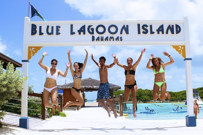 Escape the bustle of Nassau and treat yourself to the ultimate beach day at Blue Lagoon Island, known officially as Salt Cay. Climb aboard a boat at nearby Paradise Island, cruise through Nassau's historic harbor and disembark at Blue Lagoon Island. Dig your toes in the soft white sand, swim in the glittering lagoon or swing carefree in a hammock. Spot dolphins and sea lions inside the marine park, and make use of the island's changing rooms, floating noodles and game area. When it's time to eat, tuck into a delicious grilled lunch with refreshing fruit punch, lemonade or iced tea.