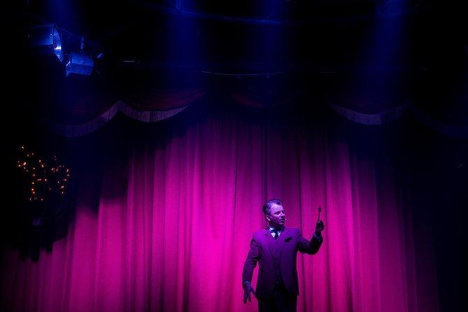 Skip the Line: House of Illusion Mystery Theatre Show Ticket, Tarragona, Spain