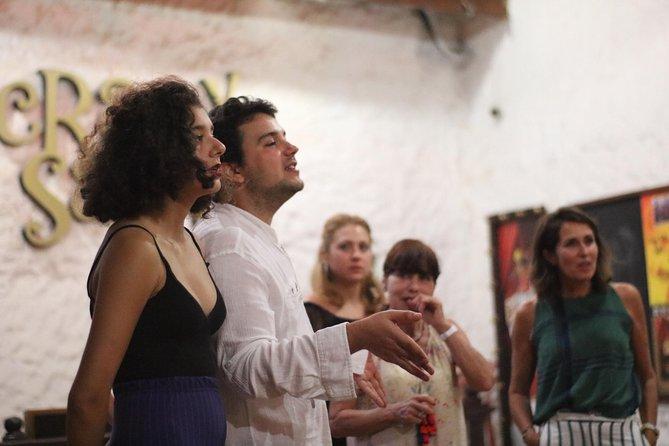 Recorrido de salsa en Cartagena, Cartagena de Indias, COLOMBIA