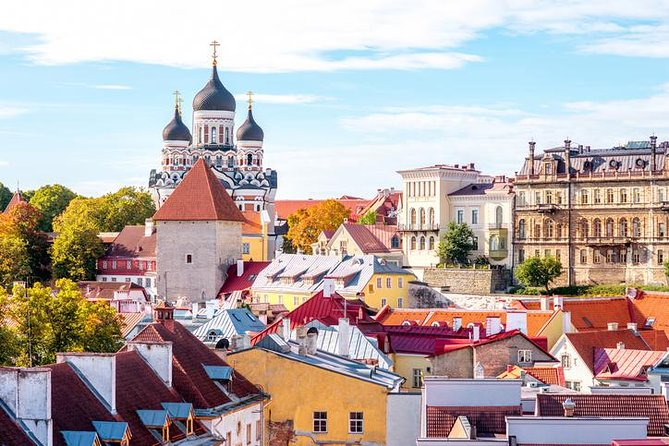The tour departs daily at 9.00am from Helsinki's port and reaches Tallinn at 11.15am. <br><br>You will be greeted by our Guide and 3-hour guided tour starts from the harbour. During the tour, you will see the main city square and the Tallinn Town Hall, Aleksander Nevsky Cathedral, Toompea Castle and much more. Tallinn, Estonia's capital on the Baltic Sea, retains its walled, cobble stoned Old Town, home to cafes and shops, as well as Kiek in de Kök, a 15th-century defensive tower. The Old Town, dating from around the 15th century, is Estonia's only UNESCO World Heritage site.<br><br>You will be transferred back to the port around 17.30pm, preparing for the departure to Helsinki. On the ferry returning to Helsinki, you can relax and enjoy the services on board. You will arrive in Helsinki at 21:00pm.