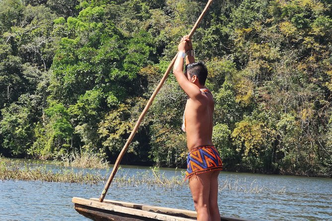 Immersion among Embera, Ciudad de Panama, PANAMA
