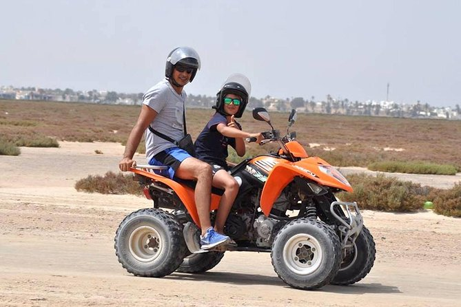 Djerba Island: 1.5-Hour Quad Biking Excursion, Yerba, TUNEZ