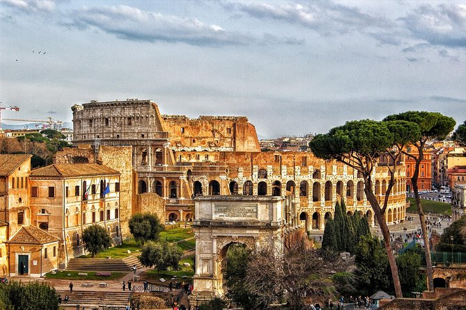 Private Transfer from Amalfi to Rome with 2 Sightseeing Stops, Amalfi, ITALIA