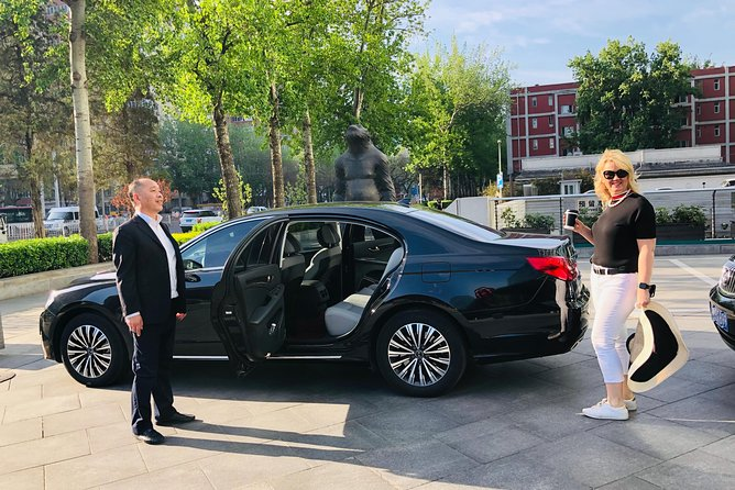 Private Day Tour to 798 Art Zone, Badminton Fun and Peking Duck lunch, Beijing, CHINA
