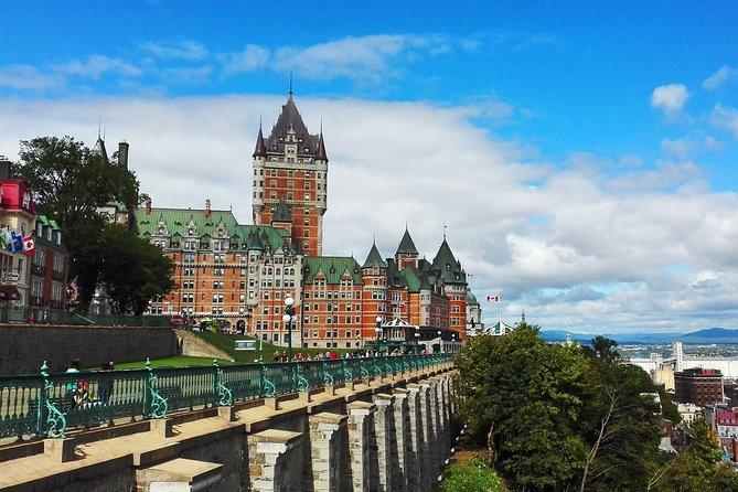Quebec City Tourist Scavenger Hunt, Quebec, CANADA