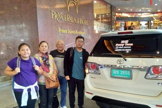 Bangkok Airport Private Transportation To Pattaya Town, Pattaya, Tailândia