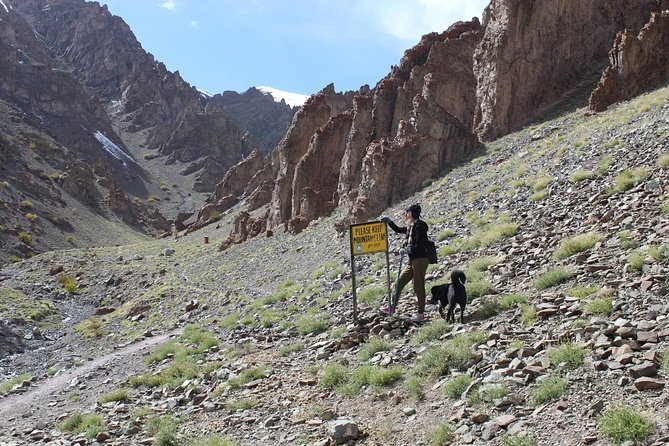 """The Sham Valley trek—also known as the """"Baby Trek""""—is a short 3-day trek perfect for beginners, or those hoping to do a bit of warm up before a more strenuous adventure. Don't let the name deter you; though one of the easier treks in Ladakh, the Sham Valley trek is tiring at times due to the altitude, and you'll certainly break a sweat. A basic level of fitness is still required, but we highly recommend it for anyone looking for a short or beginner trek in Ladakh."""