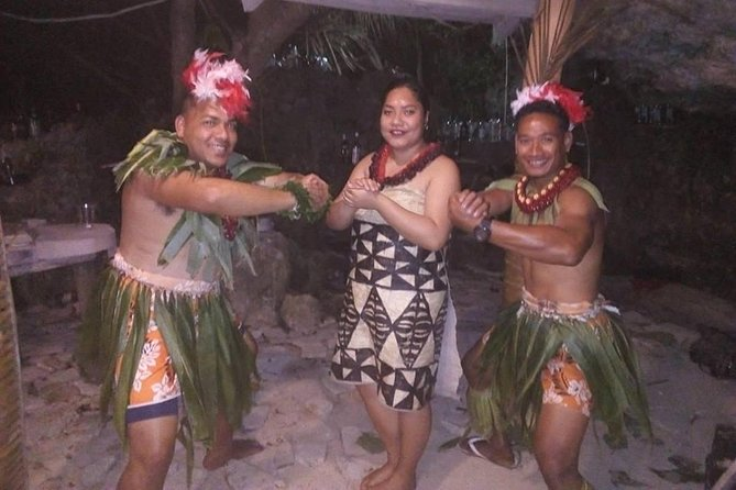 Basically you'll get to tour a historical site and finish off @ Oholei Beach for the best Tongan Food and enjoy a cultural floorshow dance.