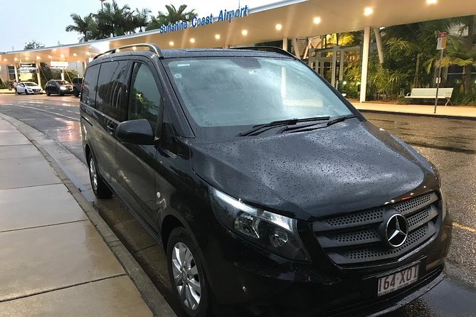 Private Transfer from Noosa to Sunshine Coast Airport- 8seater + Luggage Trailer, Noosa y Sunshine Coast, AUSTRALIA