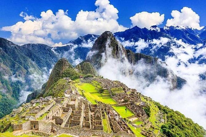 Explore the Inca ruins of Machu Picchu at your own pace.<br>Choose your own time to visit Machu Picchu.<br>Discover highlights of the citadel on your own, such as the Temple of the Sun.<br>Avoid long ticket lines at Machu Picchu by booking in advance.