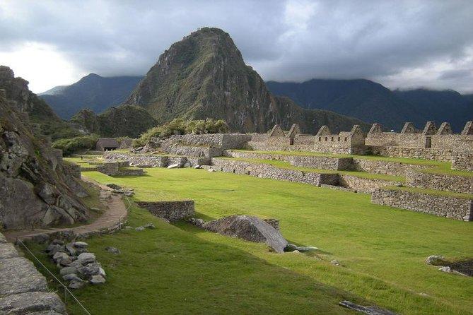 Machu Picchu official entrance ticket, Machu Picchu, PERU