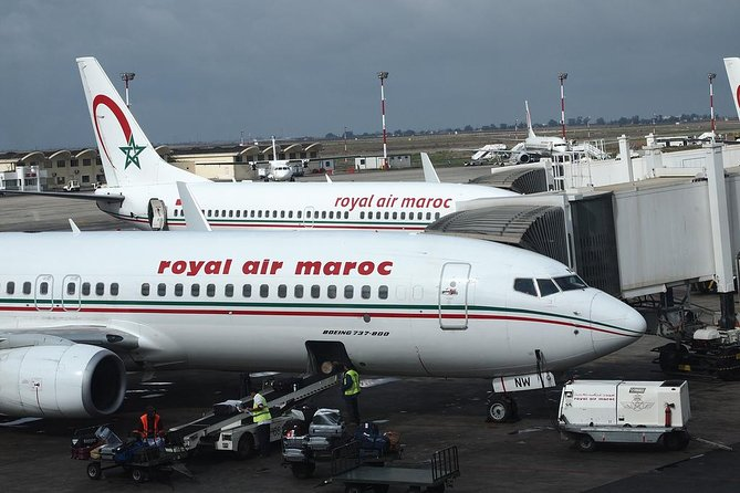 Casablanca Airport (CMN) to Casablanca City Center Private Transfer, Casablanca, MARRUECOS