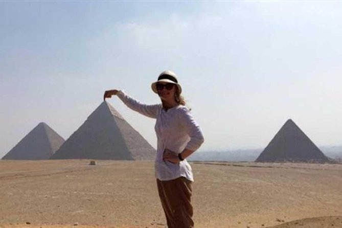 private guided day tour to Cairo from hurghada by private coach.special day, Guiza, Egypt