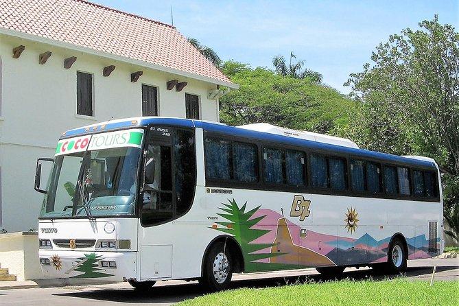 Santo Domingo to Samana transfer, ,