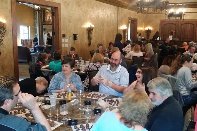 Adult Chocolate Truffle Making Party, Cleveland, OH, ESTADOS UNIDOS