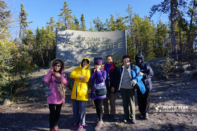 Sightseeing City Tour, Yellowknife, CANADA