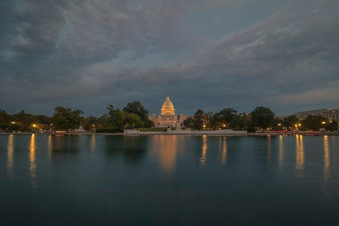 Moonlit Tour of the National Mall with Pick-Up, Washington DC, ESTADOS UNIDOS