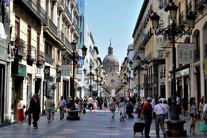 MAIS FOTOS, Zaragoza: Private Tour with a Local Guide