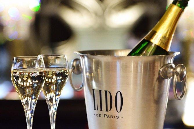 Lido de Paris 9pm Show Ticket with Champagne, Paris, FRANCIA
