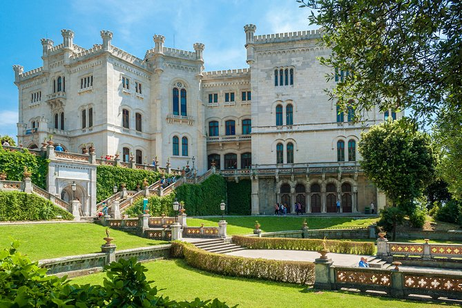 MÁS FOTOS, Skip-the-line to Miramare Castle w/ private transfer from Trieste train station