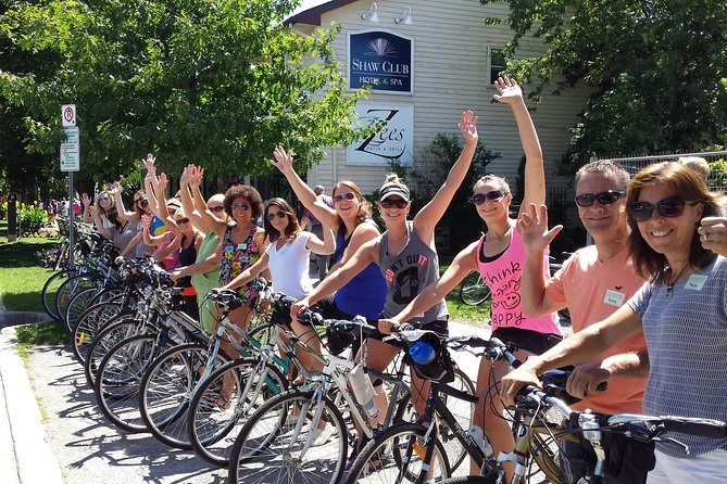 Independent Bike Tour of Niagara-on-the-Lake Wineries Including Wine Tastings, Cataratas del Niagara, CANADA
