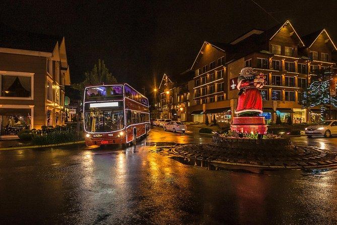 Illumination Bus Tour - Christmas Lights Show, Gramado, BRASIL