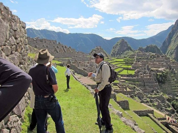 MORE PHOTOS, Hire a fluent English speaking and professional Machu Picchu guide