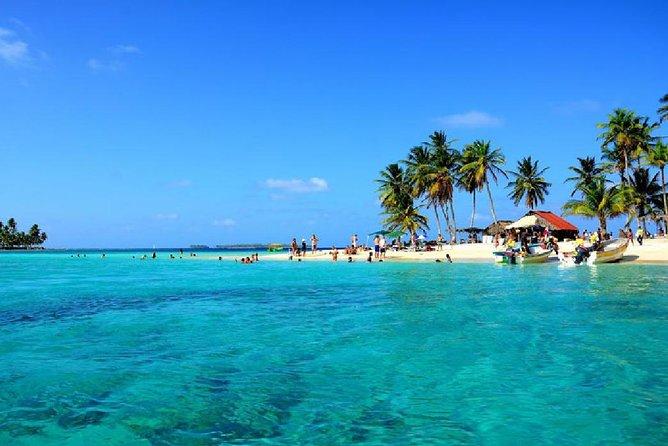 All inclusive San Blas 4 Islands Day Tour No hidden fees, Ciudad de Panama, PANAMÁ