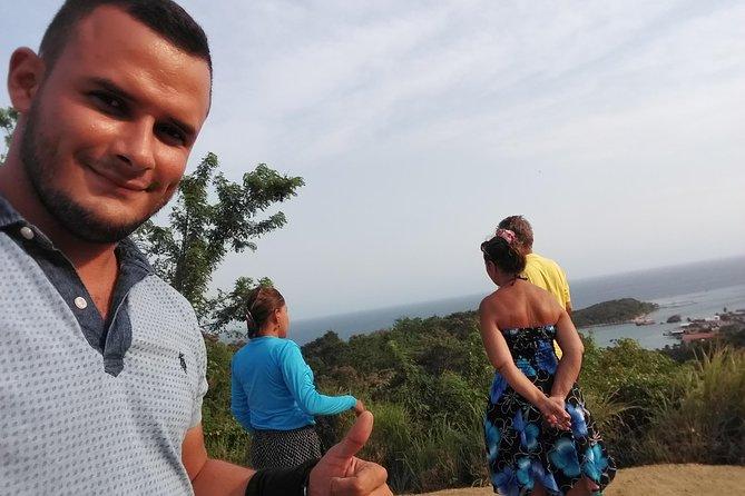directo a la playa, Roatan, HONDURAS