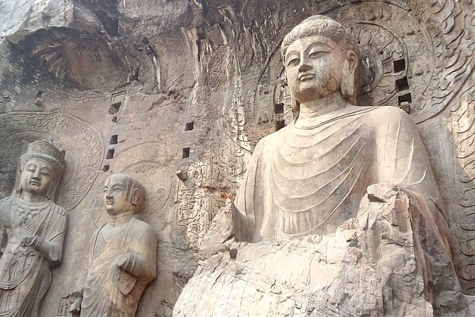 Half day private tour to longmen grottoes and Xiangshan temple in Luoyang, Luoyang, CHINA