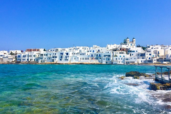 In this experience we will take you to the most beautiful locations of the town of Naoussa and take the most astonishing photos together. We can also grab a delicious icecream of the best confectionary shop . <br><br>Tours are running during the day between 9am and 5pm, available in English Spanish, Greek, French and Portuguese for any other languages and group discounts please send us a message.
