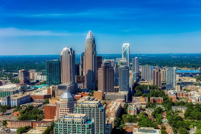 Departure Private Transfer Charlotte to Charlotte Douglas Airport CLT by SUV, Charlotte, NC, ESTADOS UNIDOS
