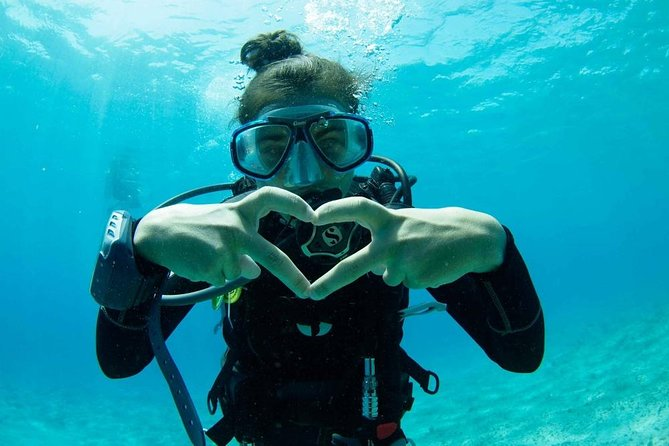 Where better than Ibiza to learn how to scuba dive? With inviting coastal areas, the island is perfect for diving, and this 1-day scuba experience makes it easy. You'll discover Ibiza's aquatic world and receive personalized instruction in a small group limited to 12 people.