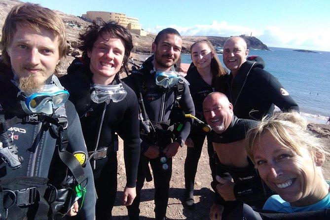 MÁS FOTOS, PADI Open Water Course in Gran Canaria