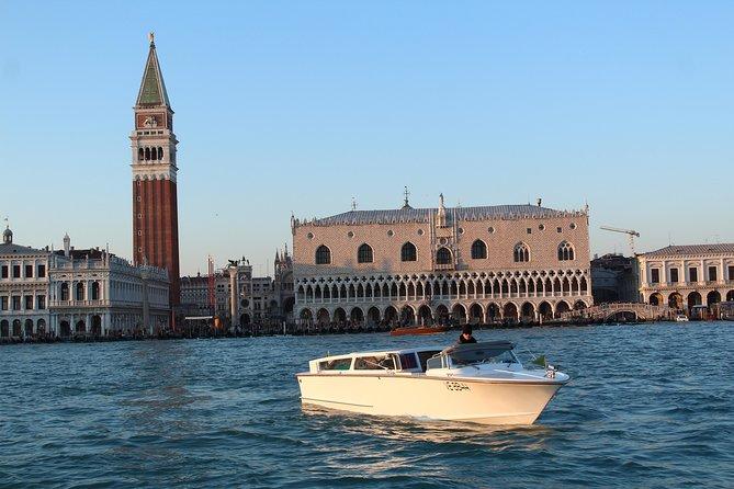 Traslado privado de chegada do Aeroporto Marco Polo de Veneza, Veneza, Itália