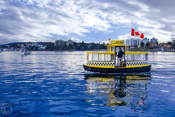Victoria Scenic Walking Tour Guided by a Professional Photographer, Victoria, CANADA